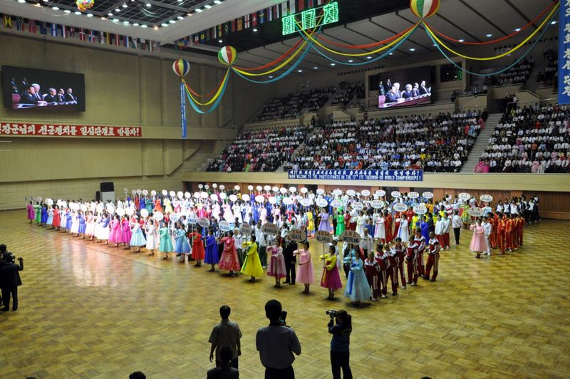 17ème Championnats du Monde de Taekwon-Do ITF à Pyongyang