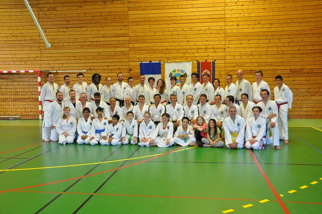 association tkd club a vienne isère