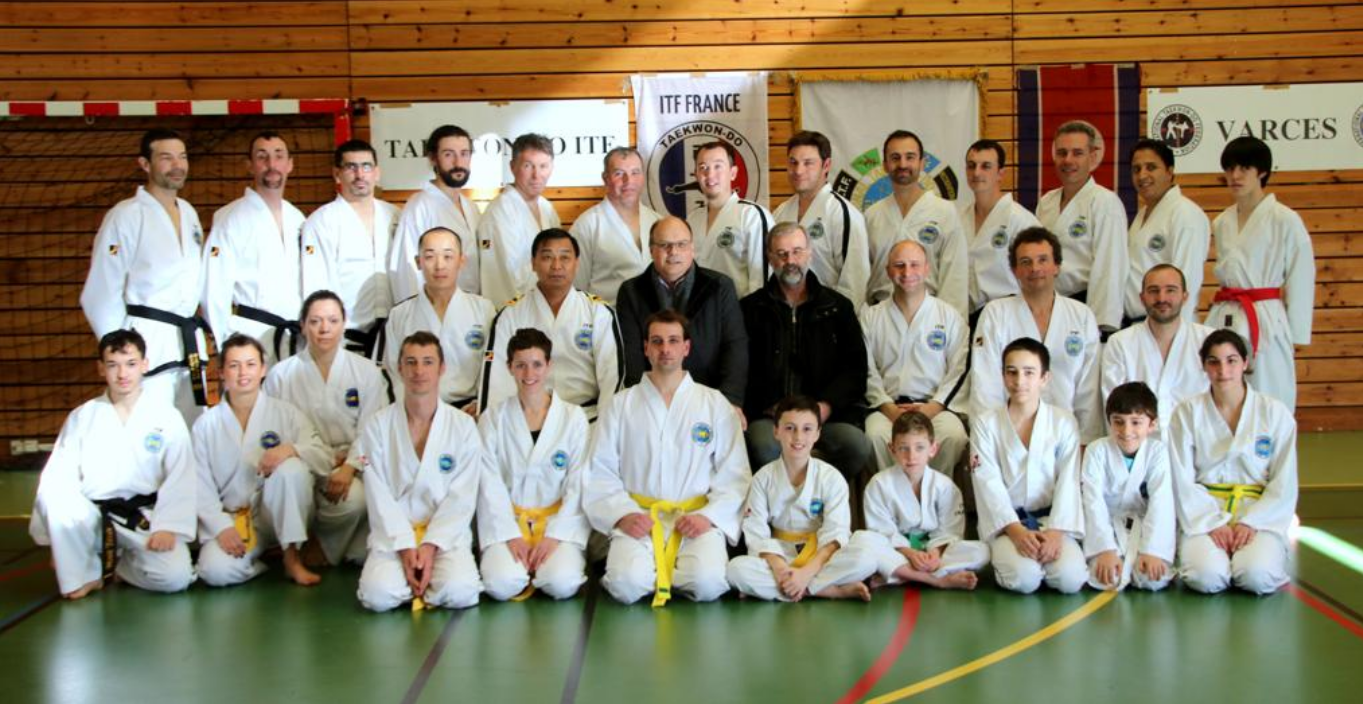 Stage d'instructeur international animé par Grand Maître Kim Ung Chol